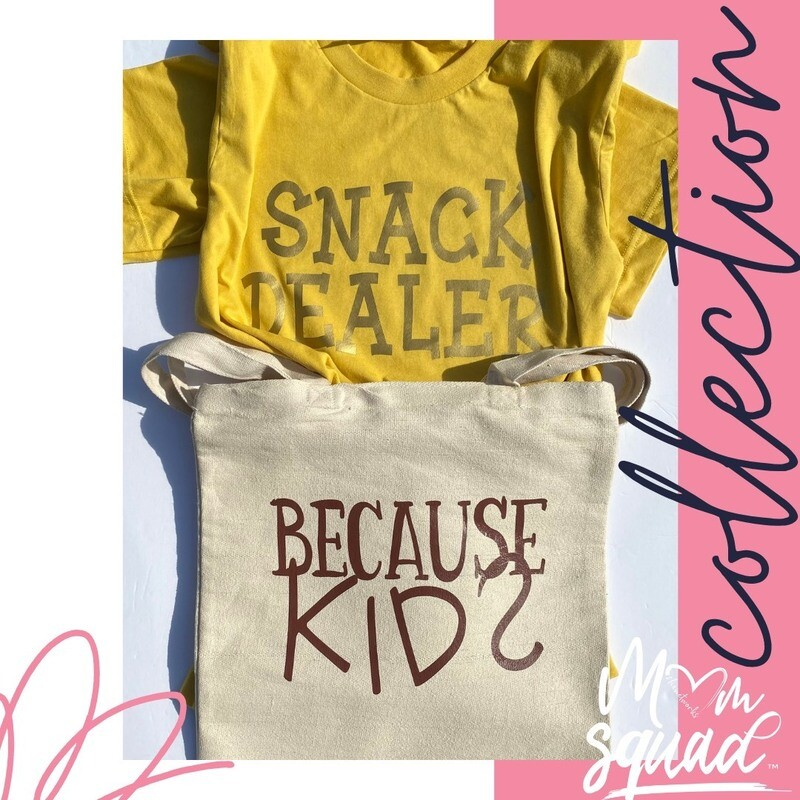 Because Kids Tote ONLY