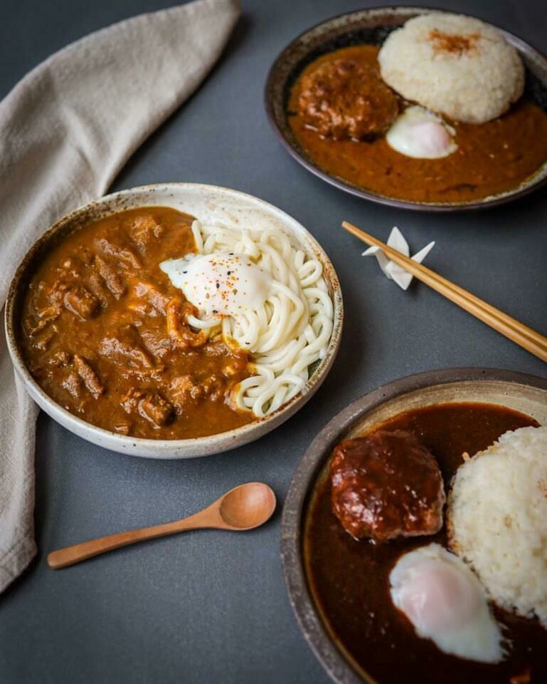 Frozen Stewed Beef Tendon with Curry