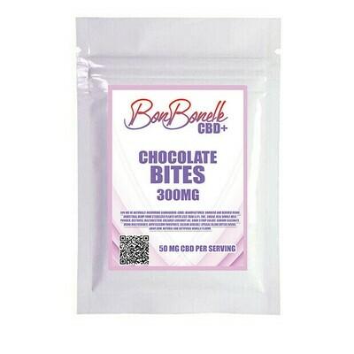 BonBonelle CBD Chocalate Bites