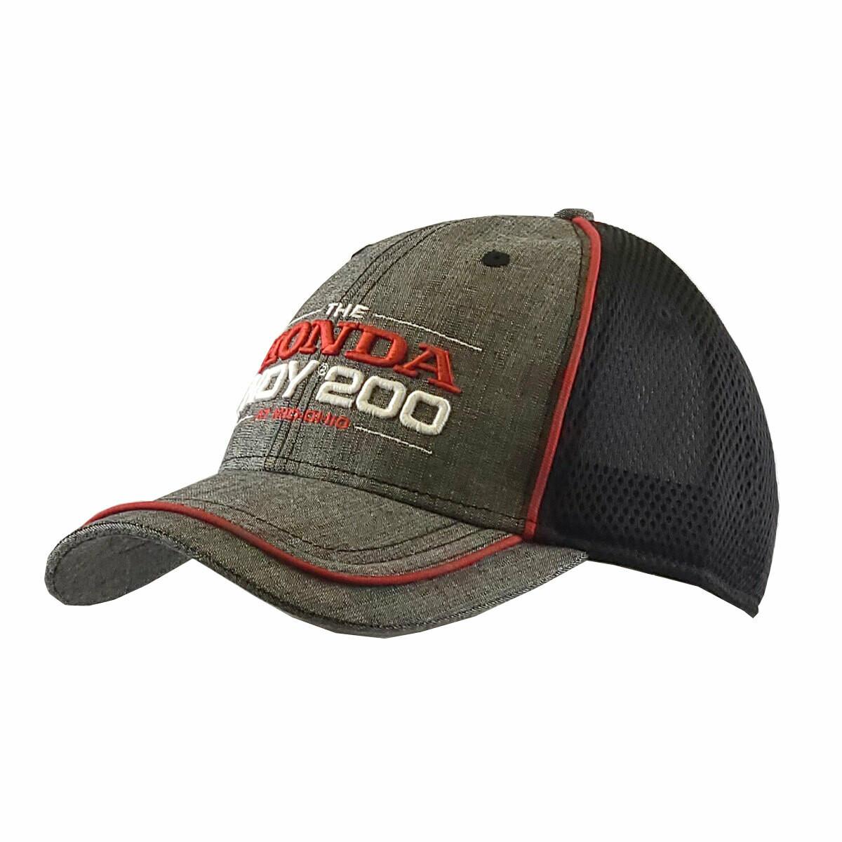 2021 Honda Indy 200 Hat - Chambray/Black