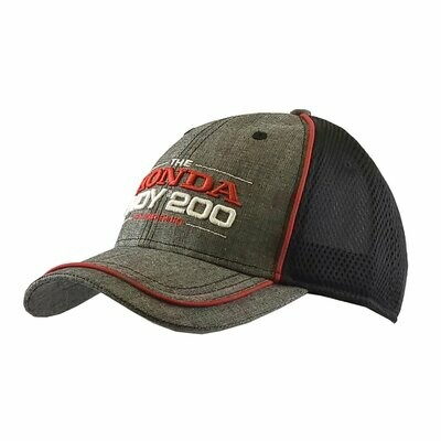 2020 Honda Indy 200 Hat - Chambray/Black