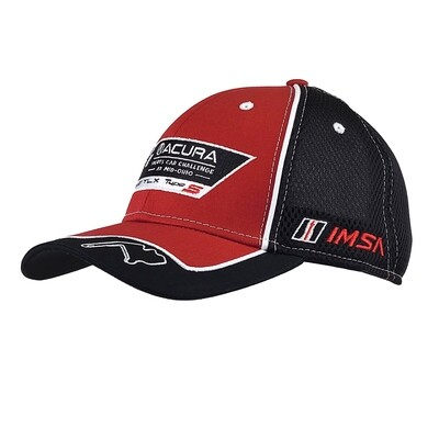 2021 Acura Event Hat - Red/Black