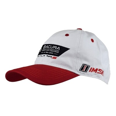 2021 Acura Event Hat - White/Red