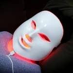 LED Photon Facial Mask Therapy for Skin Rejuvenation