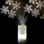 Christmas Noel Projection Lamp - Snow