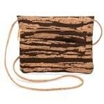 Be Lively 2-in-1 Cross Body Bag + Hip Bag - Bark Cork