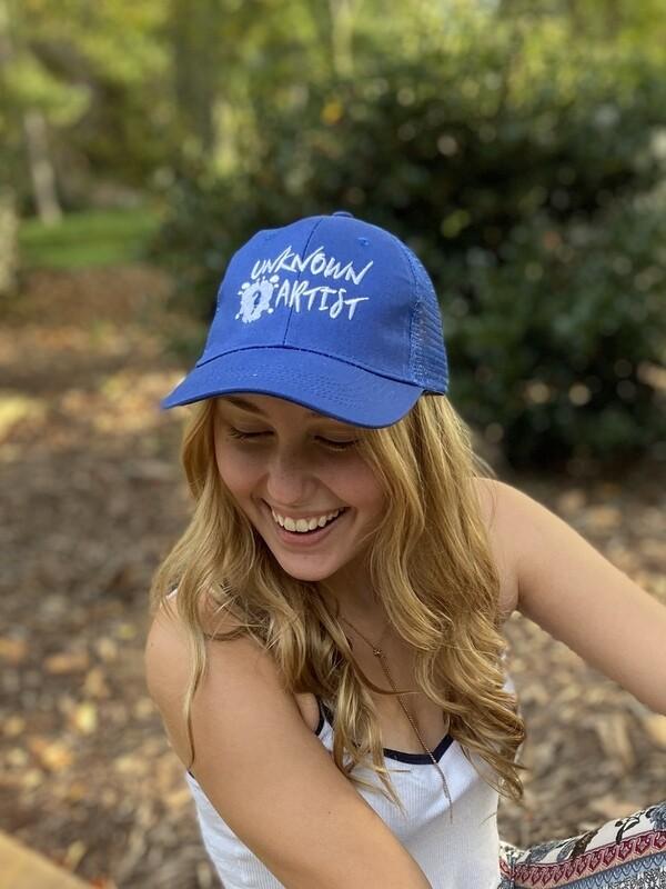 Blue UKA Hat