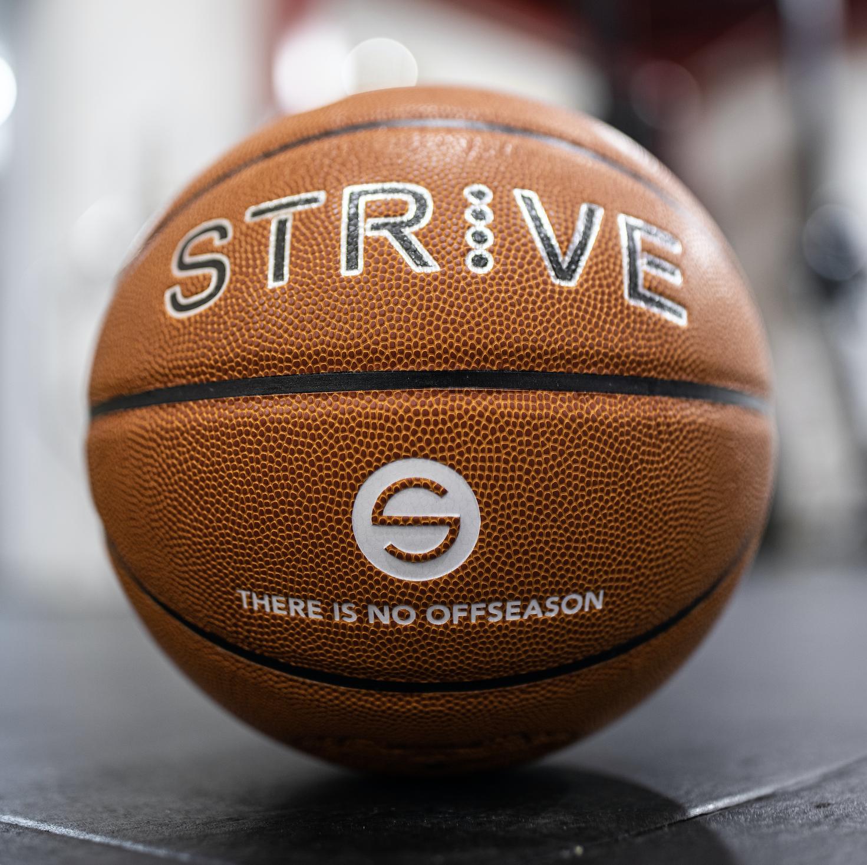 Strive Basketball (Silver)