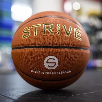 Strive Basketball (Gold)