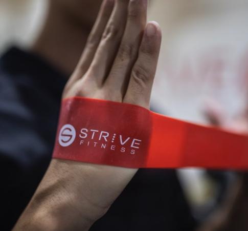 Strive Mini-Bands