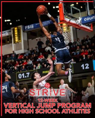 12-Week Vertical Jump Program