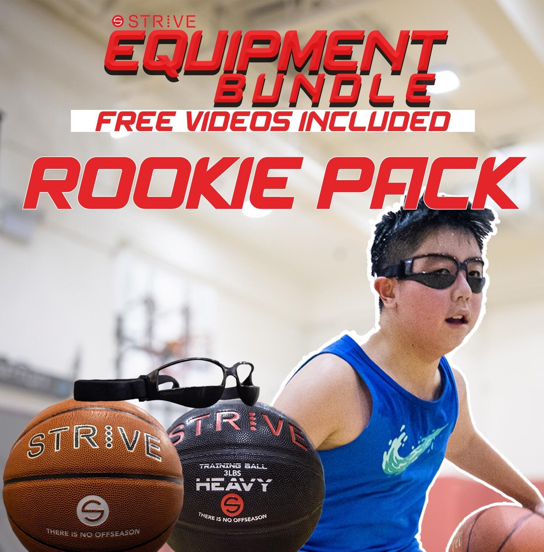 Equipment Bundle: Rookie Pack