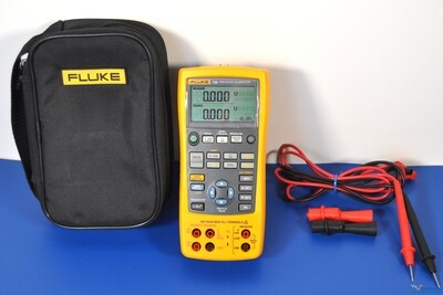 Fluke 726 Precision Multifunction Process Calibrator - NIST Calibrated