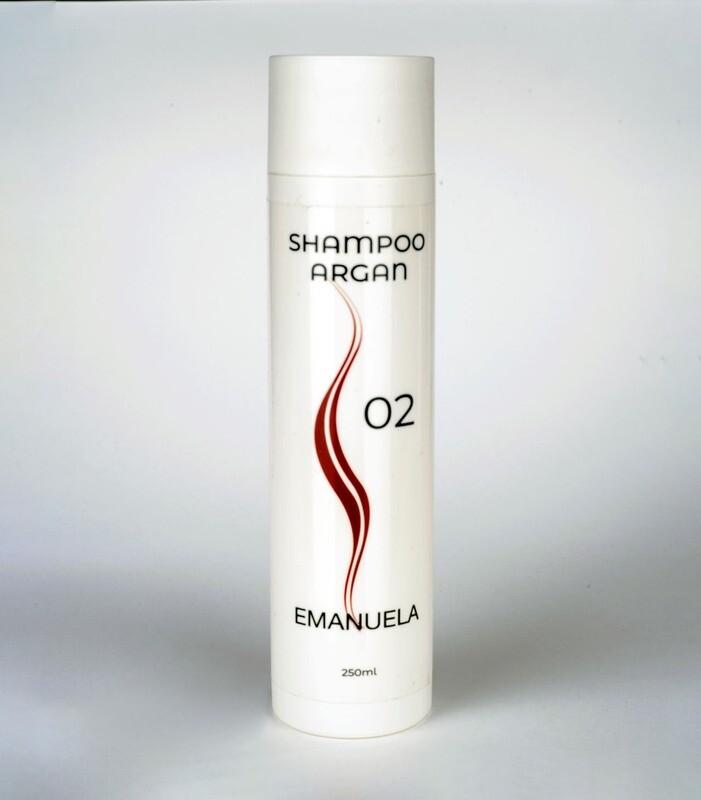 SHAMPOO ARGAN