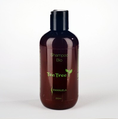 SHAMPOO BIO TEA TREE