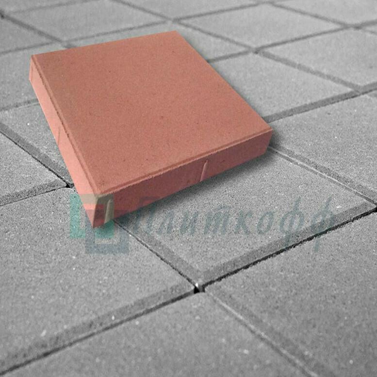Тротуарная плитка Квадрат 330 х 330x60