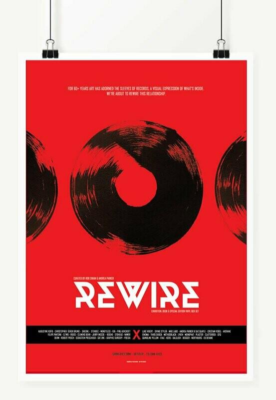 REWIRE Poster