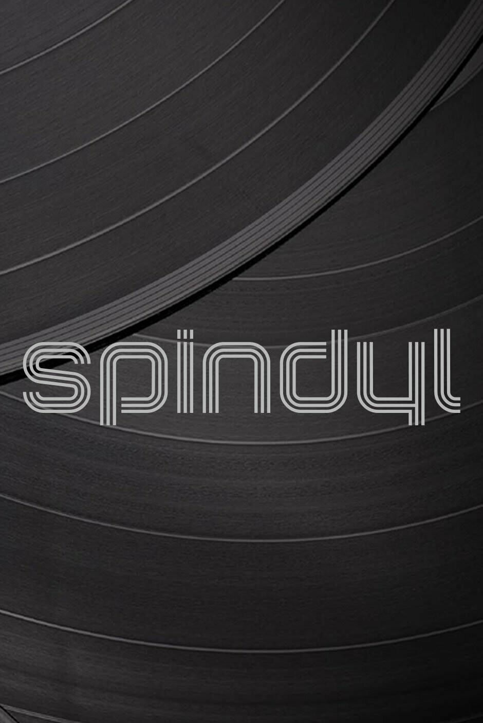 Spindyl - Vinyl Wall Mount