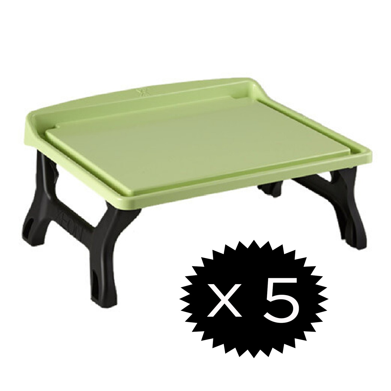 5-Pack  XEON® Desk
