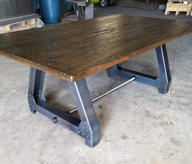 Heavy A frame ( Jumanji ) Dining Table