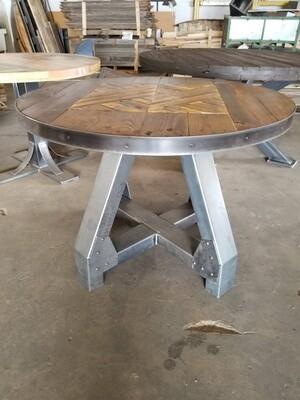 Heavy A Frame Industrial ( Jumanji ) Pedestal Table Base