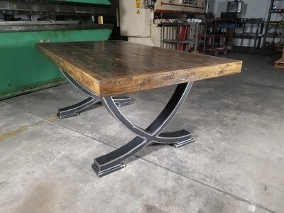 Signature Industrial Dining Table