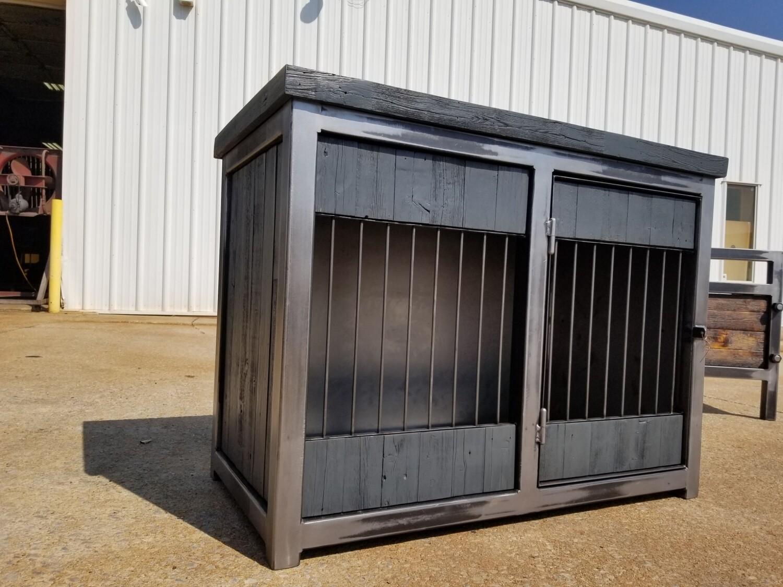 Industrial Medium Dog Kennel