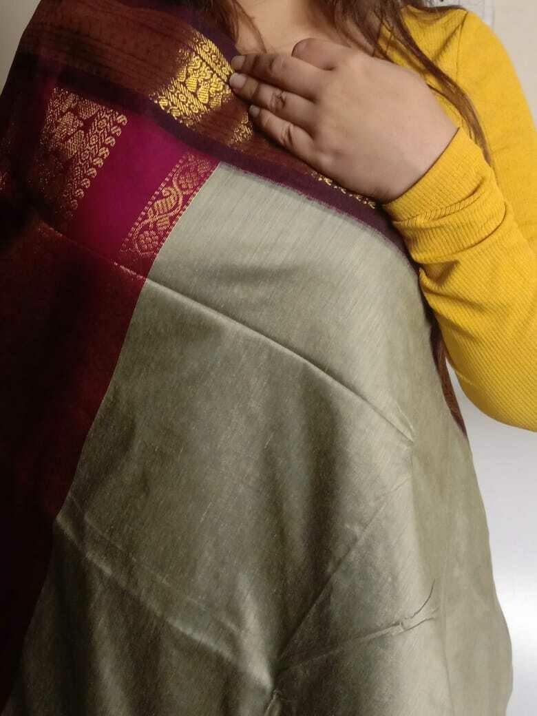 Sundori Pure Madurai Sungudi Saree