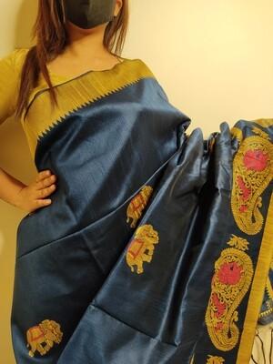 Ghicha in blue by sundori.