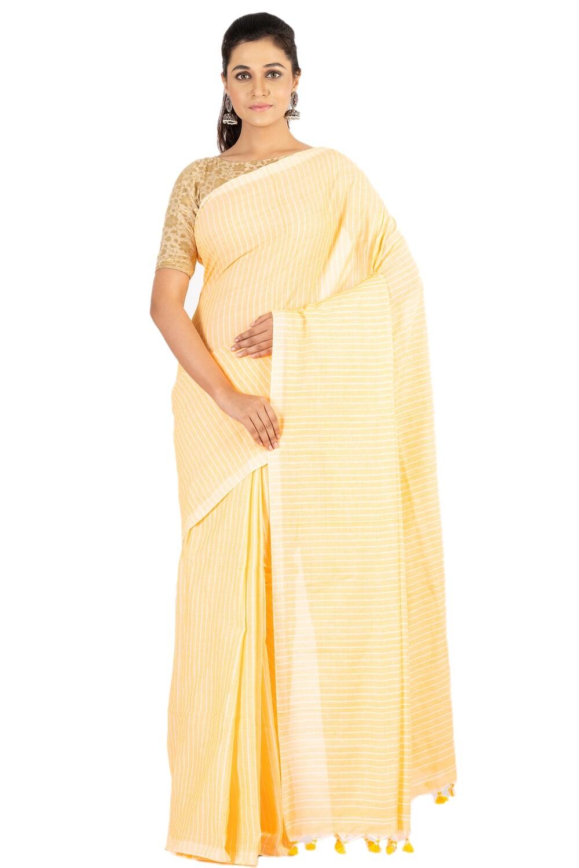 Sundori Pure Cotton Saree | Soft Fabric