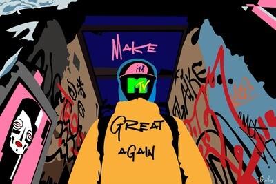 Make MTV Great Again Artwork