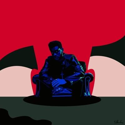 The Weeknd Artwork