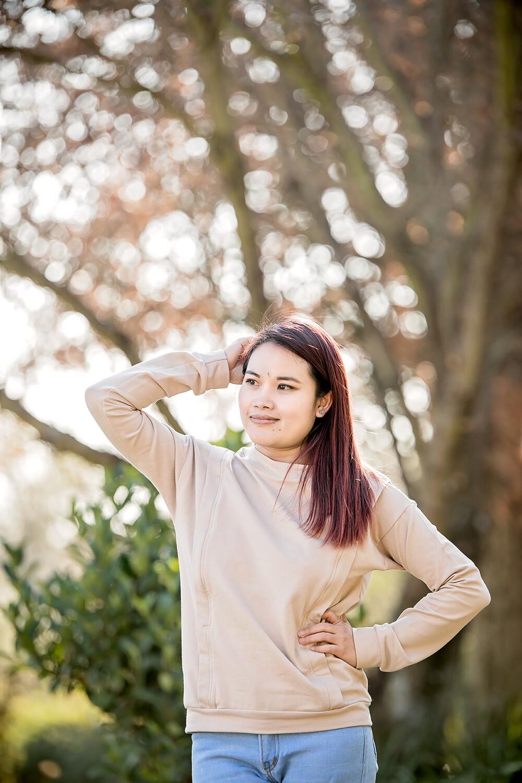 The Jenna Sweater - Stone