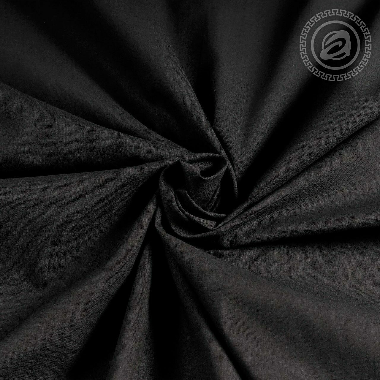 Бязь черная (220 см)