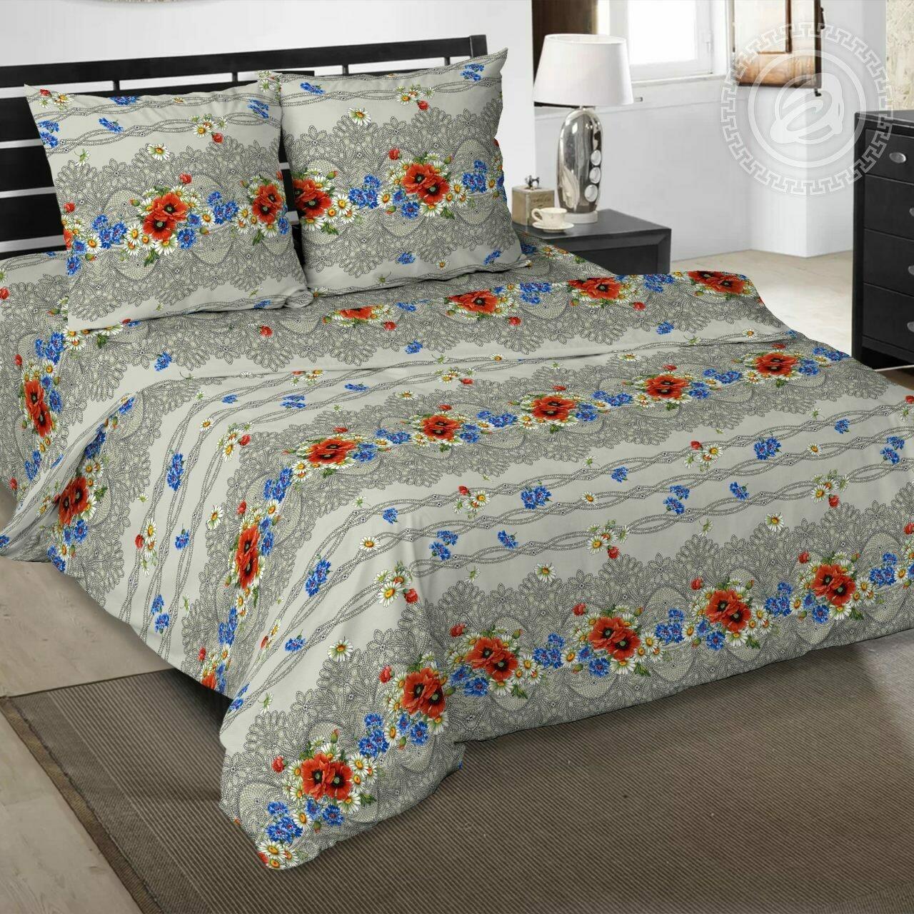 Маки (Комплекты постельного белья)
