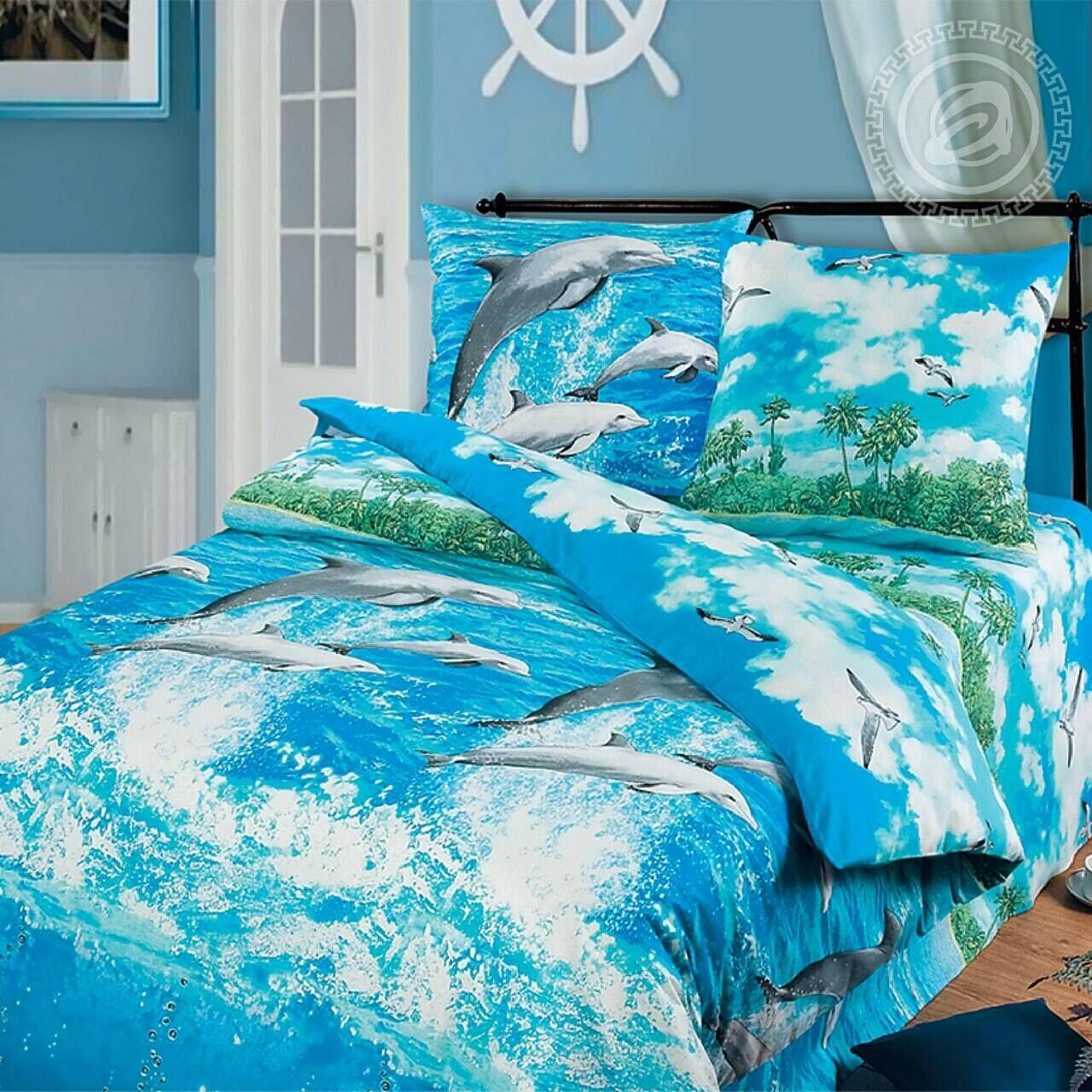 Морской бриз (Комплекты постельного белья)