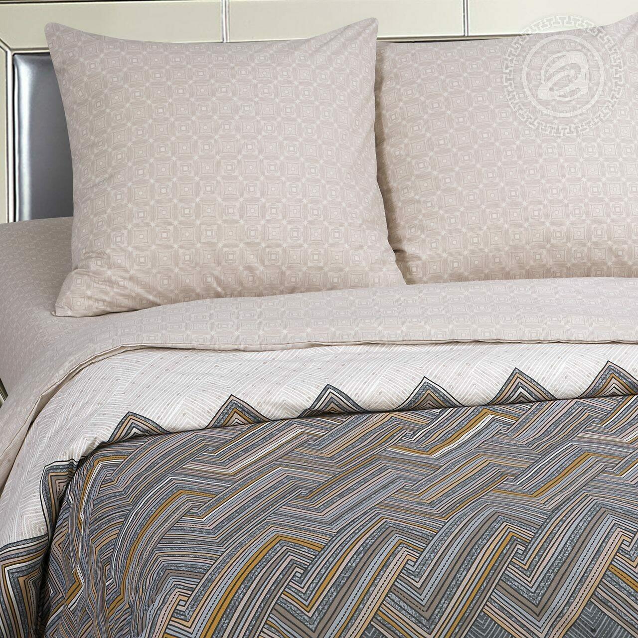 Силуэт - DE LUXE  (Комплекты постельного белья)