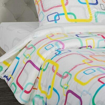 Лабиринт - DE LUXE  (Комплекты постельного белья)