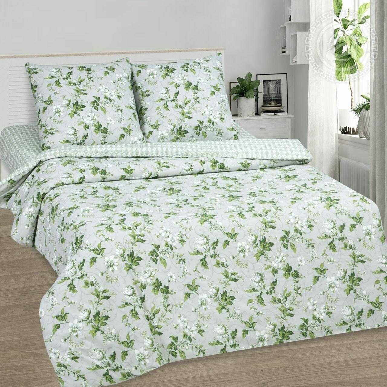 Белый сад - DE LUXE  (Комплекты постельного белья)