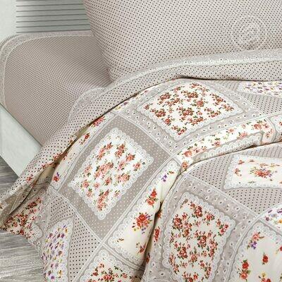 Француженка - DE LUXE  (Комплекты постельного белья)