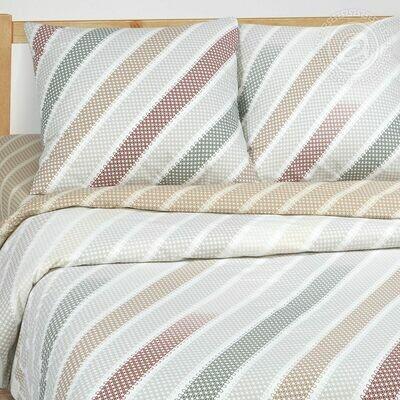 Горизонт - DE LUXE  (Комплекты постельного белья)