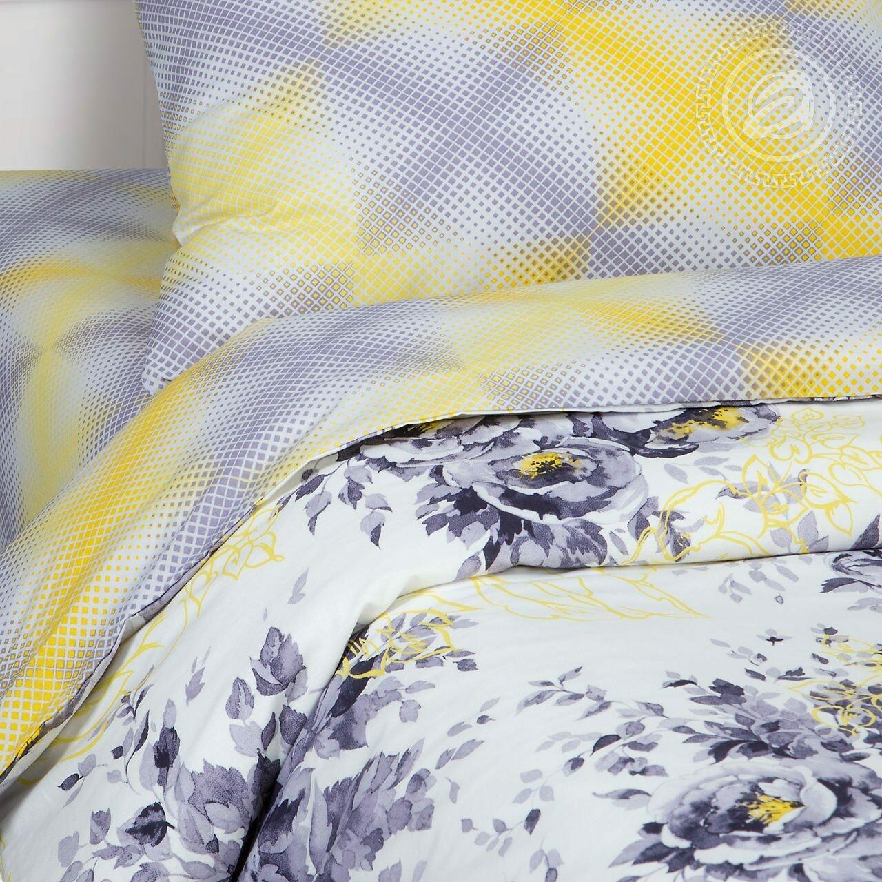 Акварель - DE LUXE  (Комплекты постельного белья)