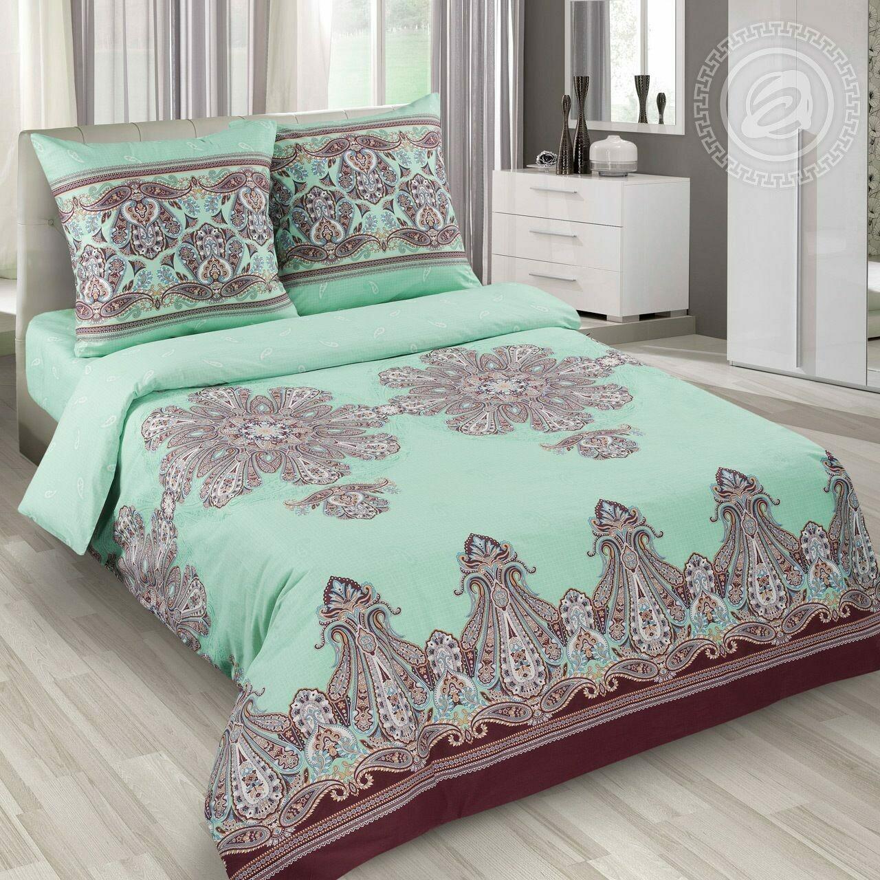 Турецкие мотивы - DE LUXE  (Комплекты постельного белья)