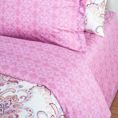 Касабланка (Розовый) - Престиж  (Комплекты постельного белья)