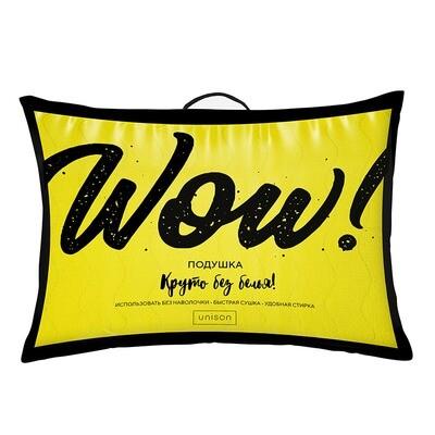 Подушка Wow Желтый