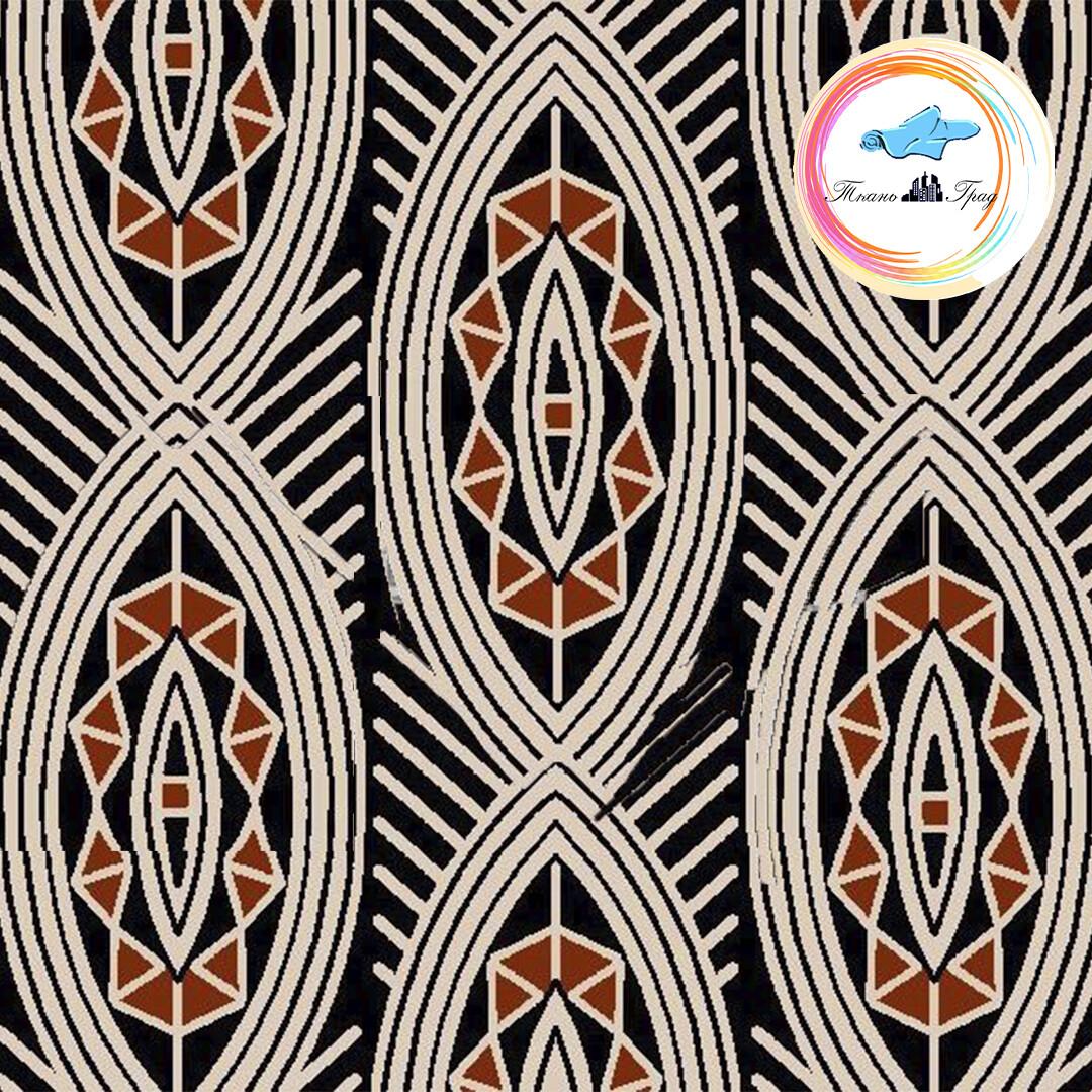 Ткань Ситец 80 см - 93741 - Черный
