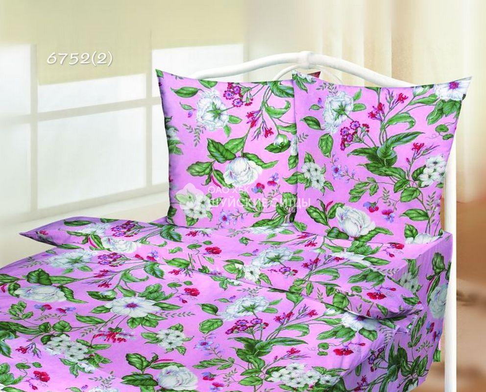 Ткань Ситец 150 67522 - Постельное белье Розовое