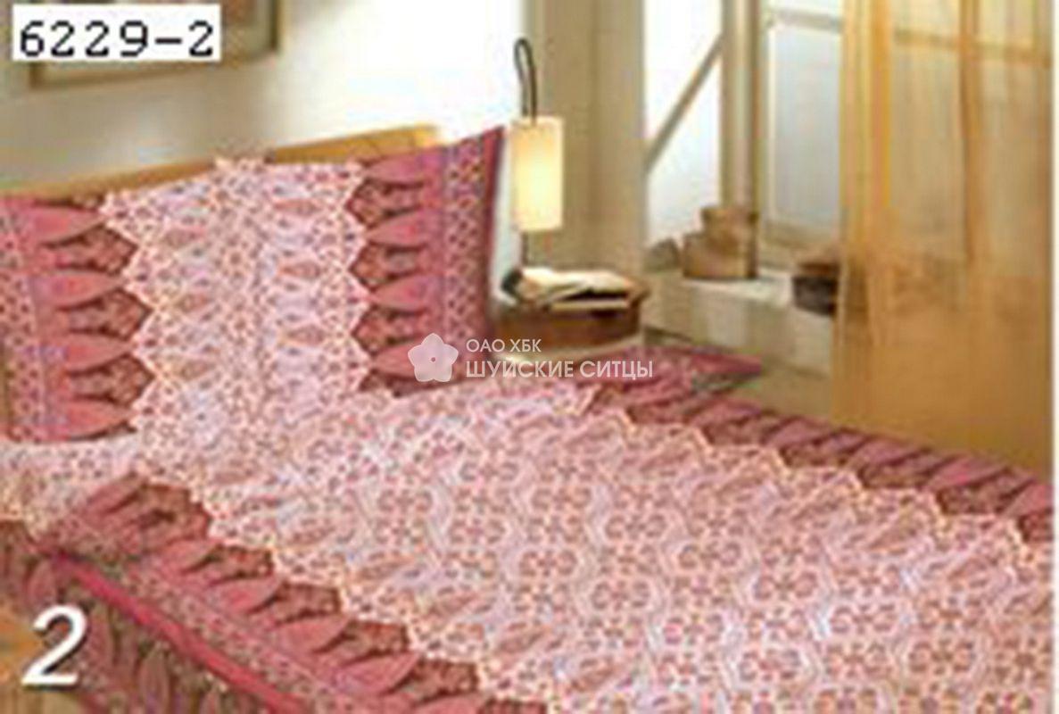 Ткань Ситец 150 62292 - Постельное белье Красный