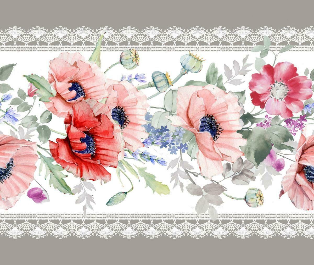 Дорожка 50 см 5510-1 Полевые цветы