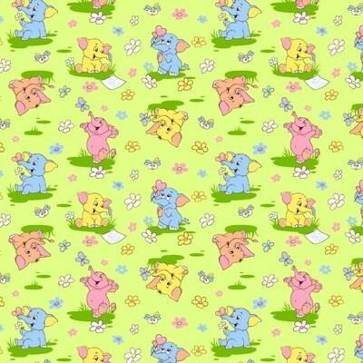 Веселые слоники 5301-4